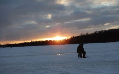 Ice Fishing Tip-Ups